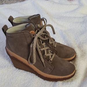 Merrell Wedge boot